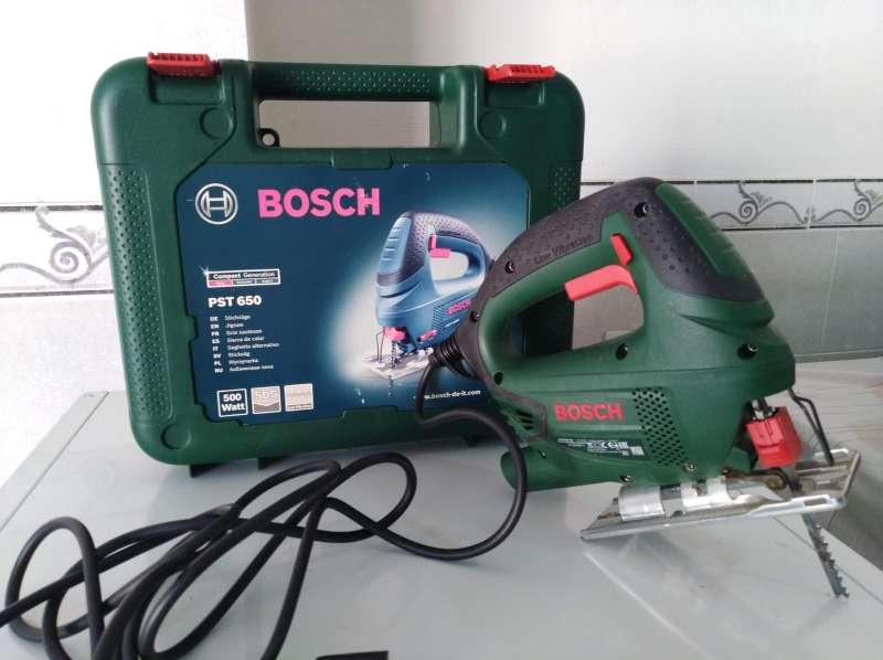Imagen Sierra de calar Bosch pst 650.