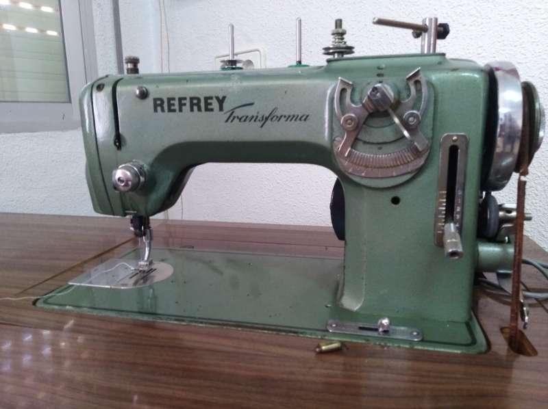 Imagen producto Máquina de coser REFREY Transforma. 2