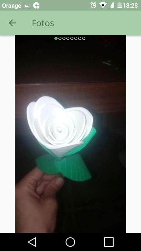 Imagen producto Flores de goma eva 8