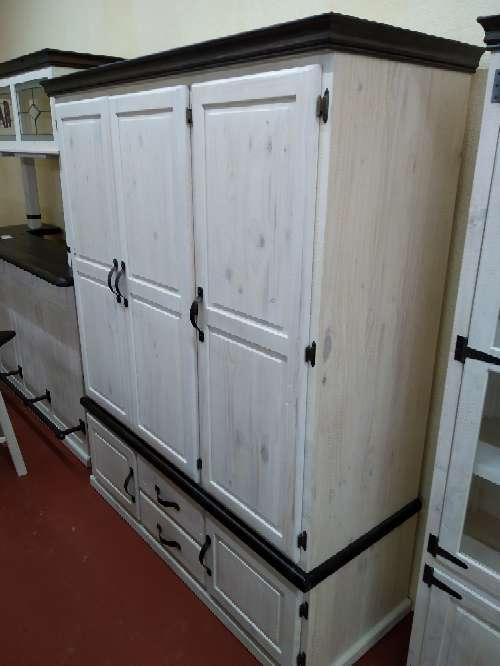 Imagen producto Oferta en muebles de importación de Jamaica madera tropical.. estilo rústico 4