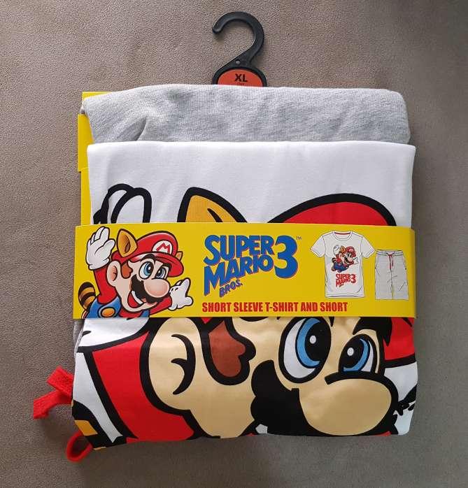 Imagen Pijama Mario Bros de verano, de hombre