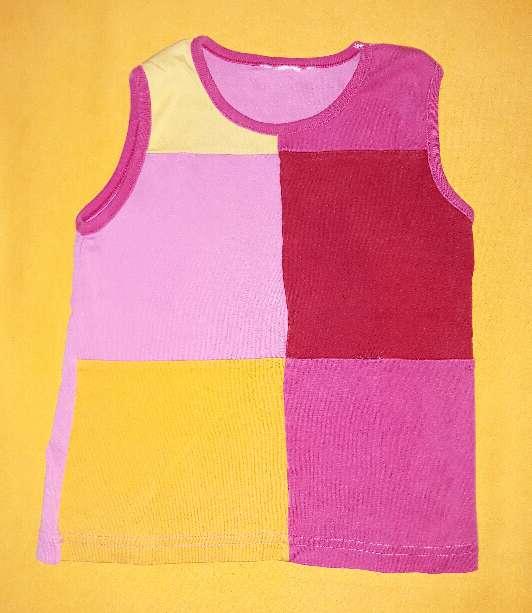Imagen producto Camiseta sin mangas, 4 años.  1