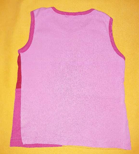 Imagen producto Camiseta sin mangas, 4 años.  2
