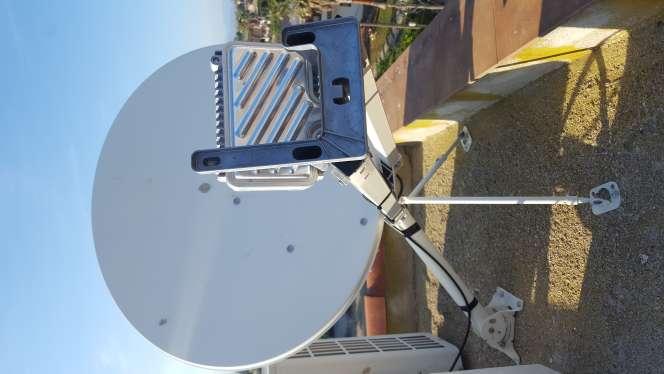 Imagen producto Route satelite viasat 4