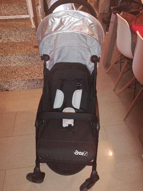 Imagen producto Silla de paseo rocking baby pocket nueva  5