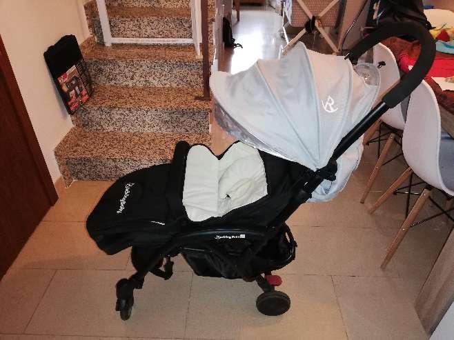 Imagen producto Silla de paseo rocking baby pocket nueva  6