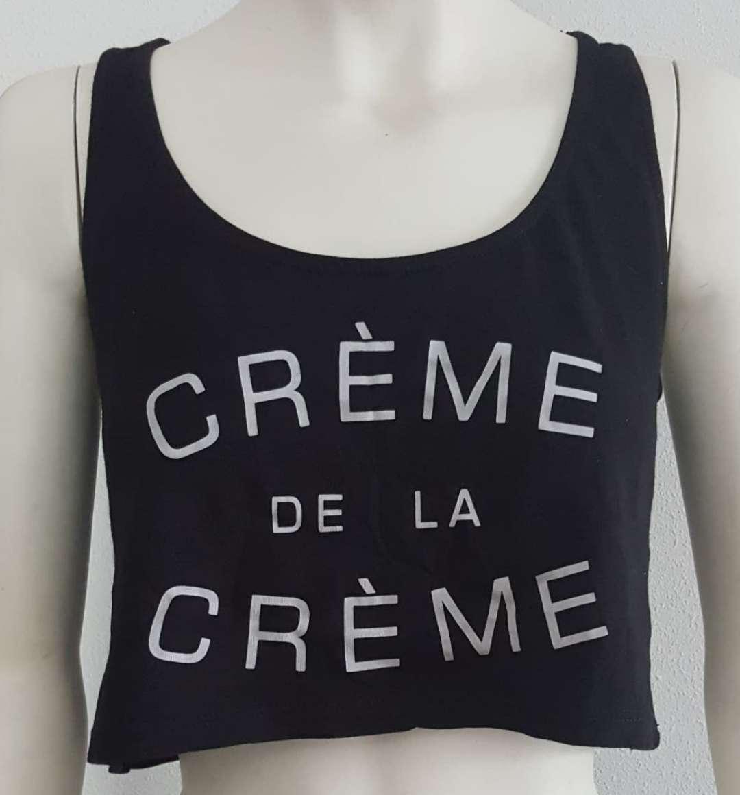 Imagen Top crot camiseta S nueva