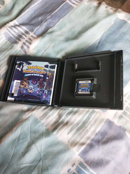 Imagen producto Pokémon mundo misterioso equipo de rescate azul  3