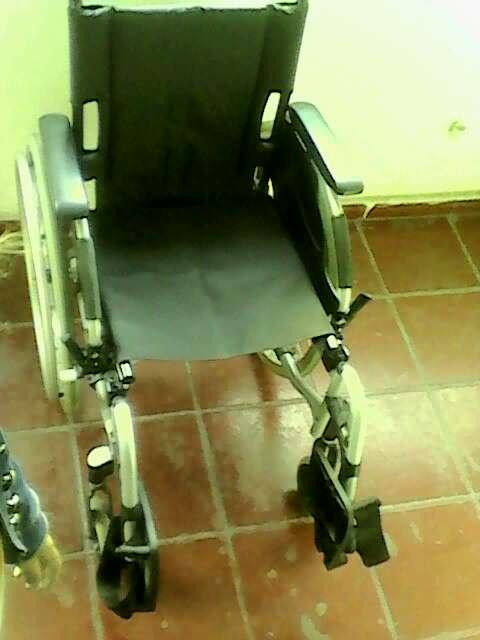 Imagen silla de ruedas