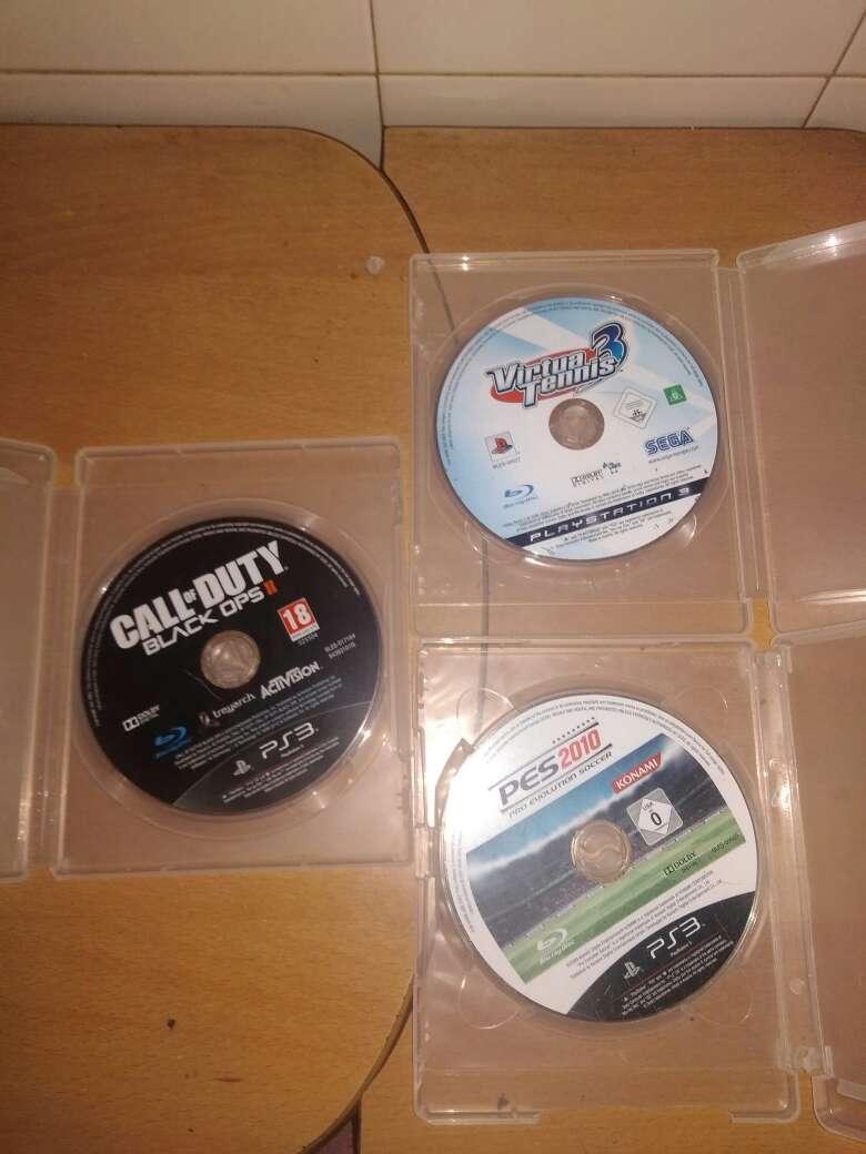 Imagen lote juegos para PS3