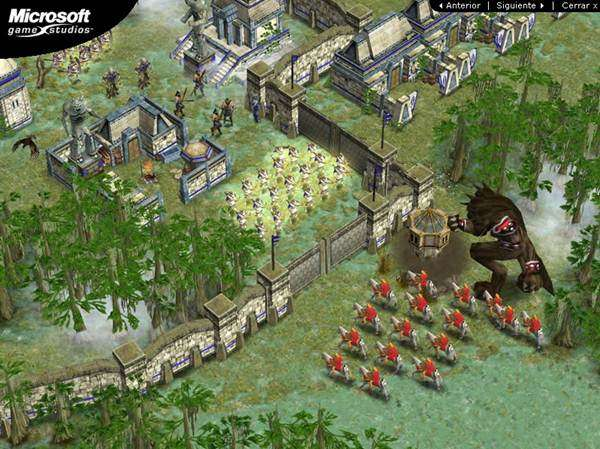 Imagen producto Juego age of mythology gold edition pc 3