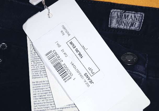 Imagen producto Pantalón Armani, 9 años.  4