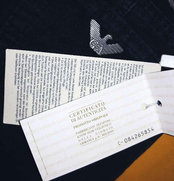 Imagen producto Pantalón Armani, 9 años.  3