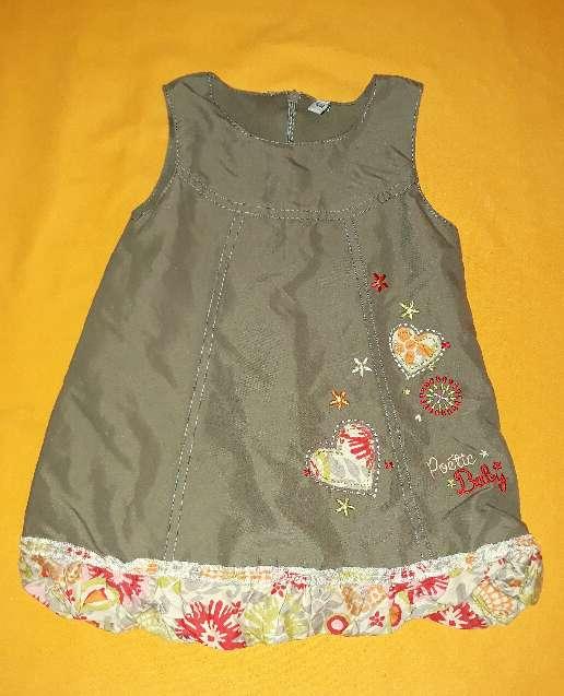 Imagen Vestido bebé, 12-18m.