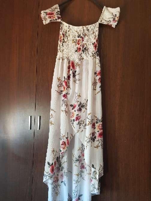 Imagen vestido estanpado de verano
