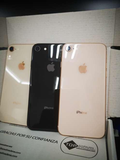 Imagen IPhone 8 64gb factura+regalo+garantía