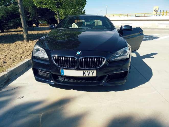 Imagen producto BMW 640d coupe 9