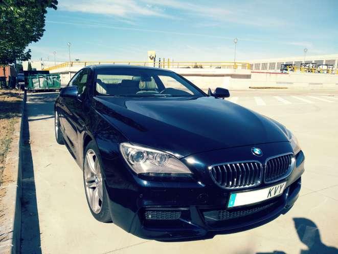 Imagen producto BMW 640d coupe 8