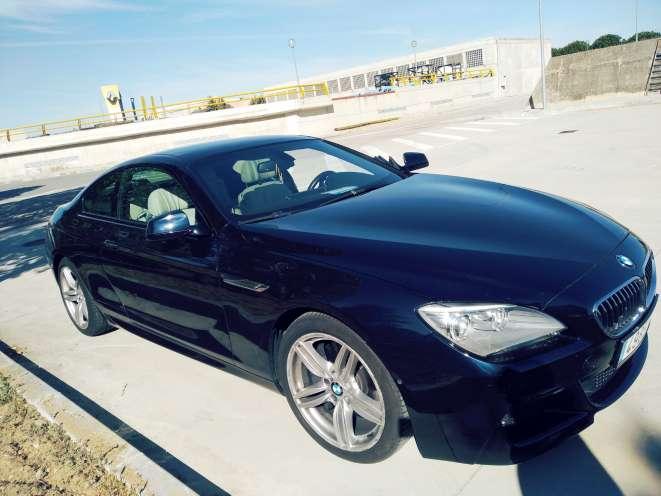 Imagen producto BMW 640d coupe 7