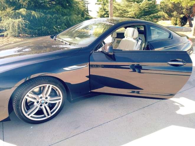 Imagen producto BMW 640d coupe 6