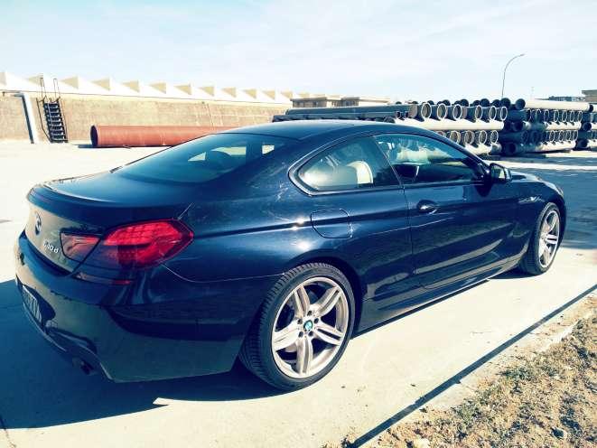 Imagen producto BMW 640d coupe 2