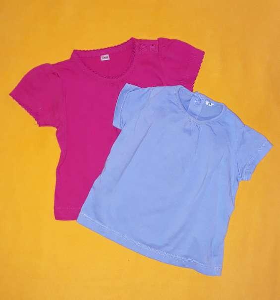 Imagen Camisetas bebé, 3m.