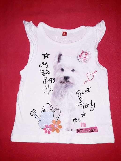 Imagen Camiseta niña Tissaia, 3 años.