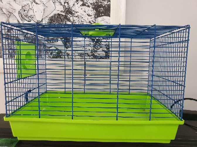 Imagen jaula para conejos