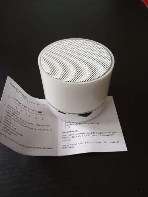 Imagen producto ALTAVOZ Bluetooth 3