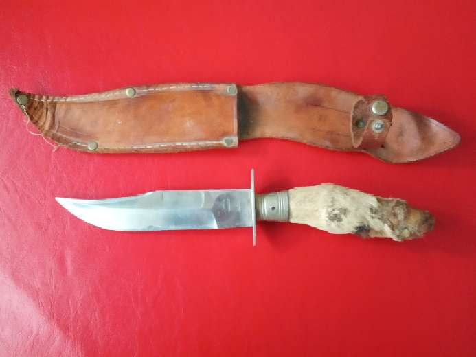 Imagen Cuchillo de caza de ALBACETE