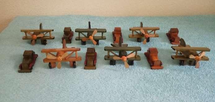Imagen producto COLECCION Aviones y Coches  3