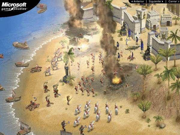 Imagen producto Lote de 4 juegos pc estrategia.Sueltos a 10€ cada uno.  5