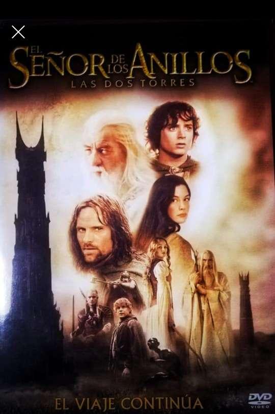 Imagen producto Lote de 11 películas DVD originales.  6