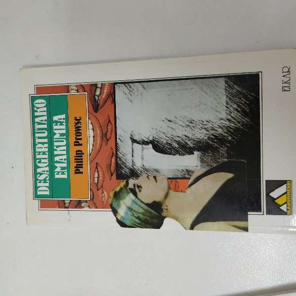 Imagen libros en euskera