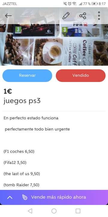 Imagen 4 juegos ps3