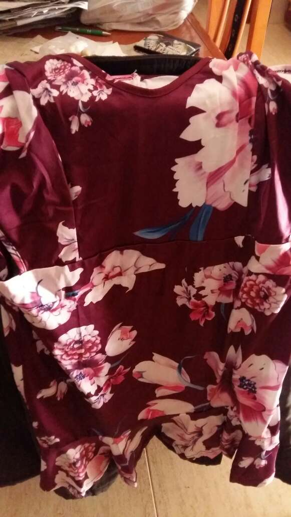 Imagen producto Vestido d tirantes talla L 3
