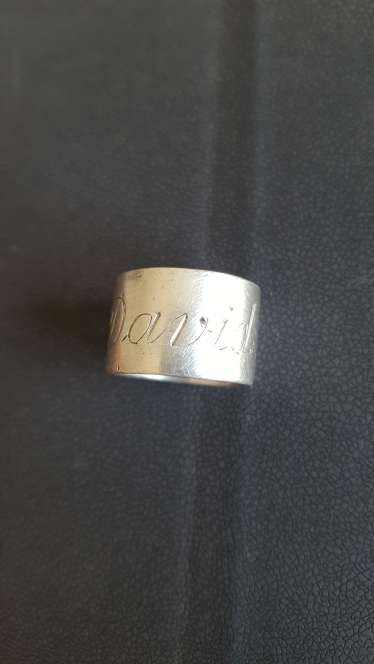 Imagen anillo de plata