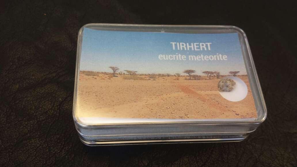 Imagen producto Colección de meteoritos auténticos  4