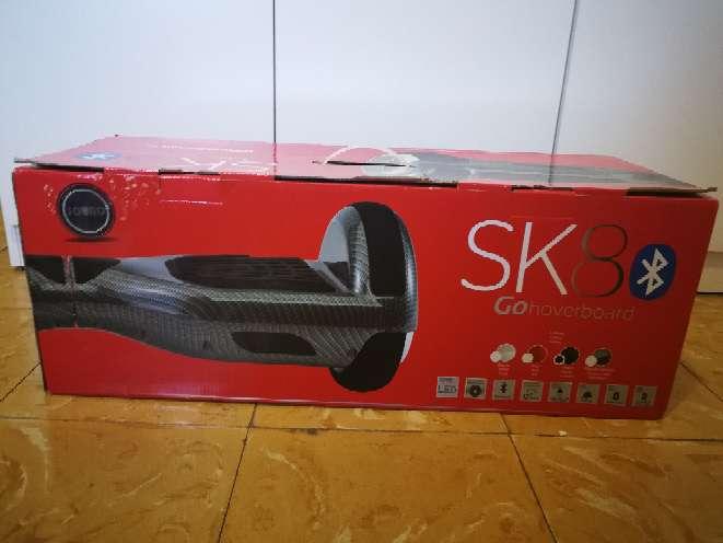 Imagen Hoverboard SK8 BT