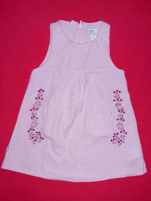 Imagen Vestido bebé Obäibi, 6 meses.