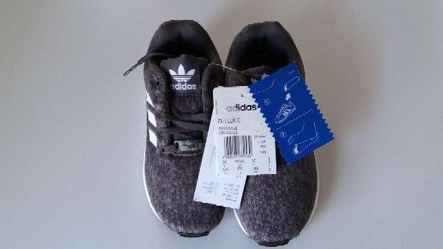 Imagen producto Zapatillas auténticas Adidas modelo ZX FLUX talla 30 4