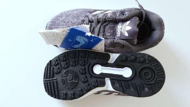 Imagen producto Zapatillas auténticas Adidas modelo ZX FLUX talla 30 3