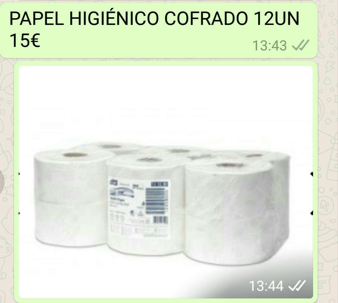 Imagen Papel higienoco xxl