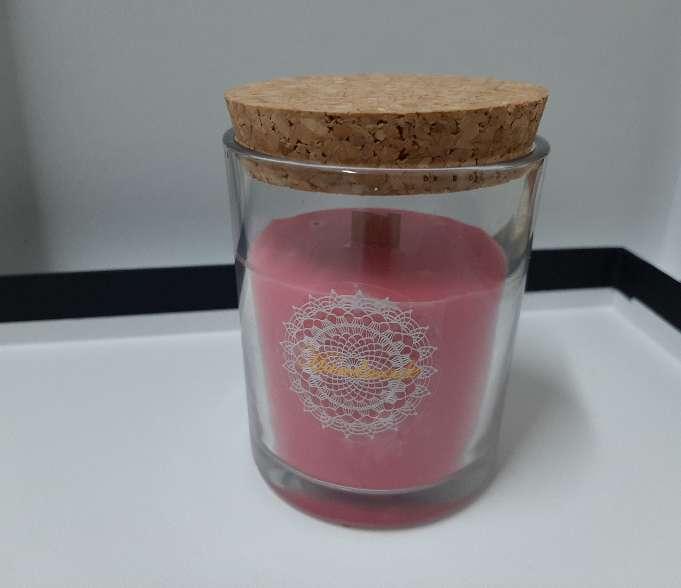 Imagen producto Vela 100% natural con cera de soya 5