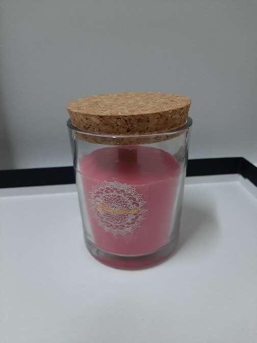 Imagen producto Vela 100% natural con cera de soya 4