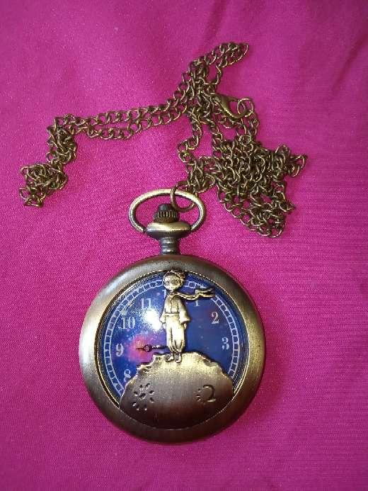 Imagen Reloj de bolsillo El Principito Retro