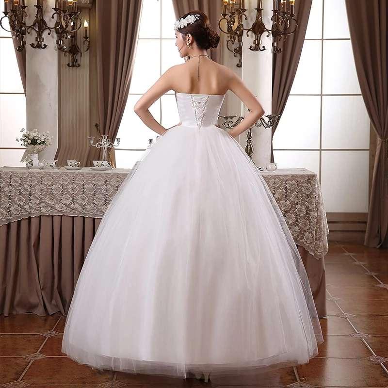 Imagen producto Vestido novia a estrenar. 3