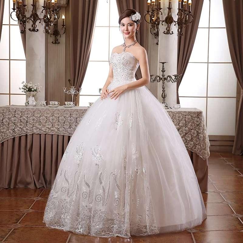Imagen producto Vestido novia a estrenar. 2