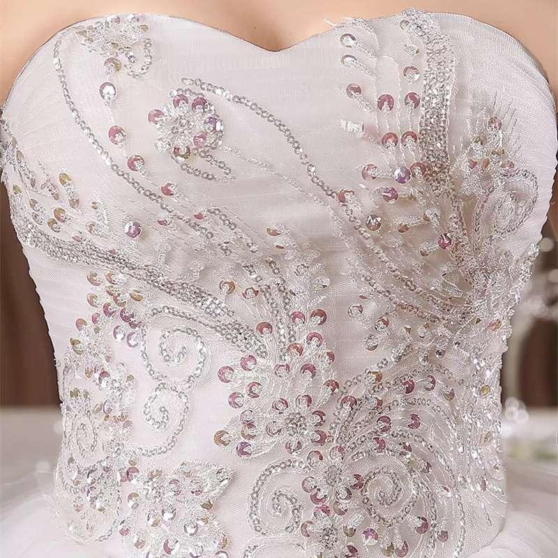 Imagen producto Vestido novia a estrenar. 5