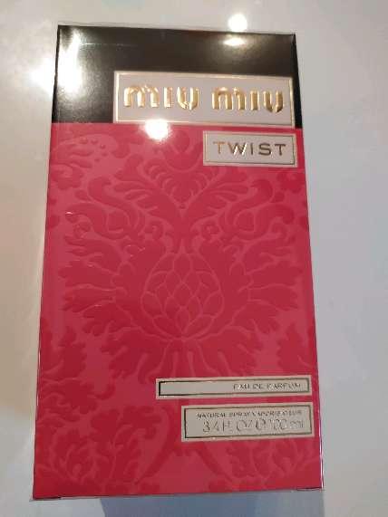 Imagen Perfume Twist de la casa Miu Miu